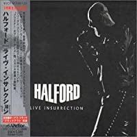 Live Insurrection by Halford