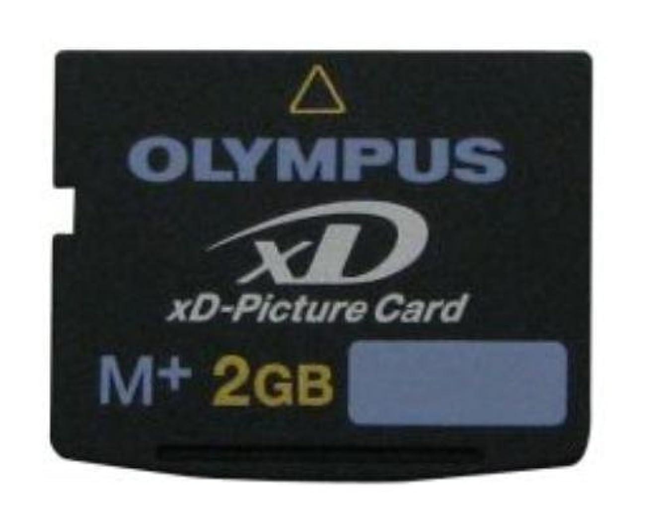 バストできない警報OLYMPUS XD Picture Card 2GB
