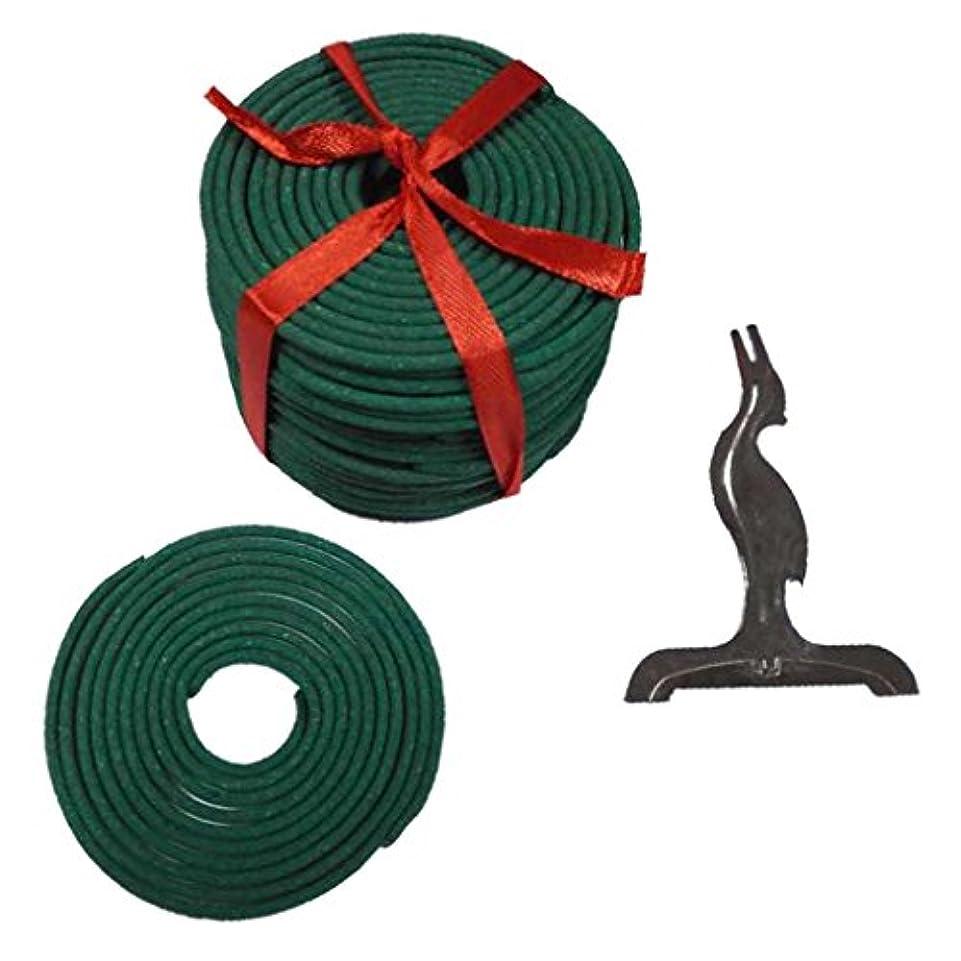 出版住む会社baoblazeボックス60 mmの自然Incense ( 180min )スパイラルコイルIncense 8 Chooses Available グリーン 0f21a028e2af1cc3639fd578fa558e10