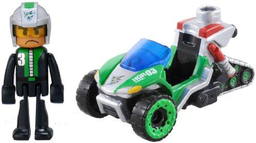 トミカ ハイパーグリーンレンジャー HGR03 ハンマーヘッド
