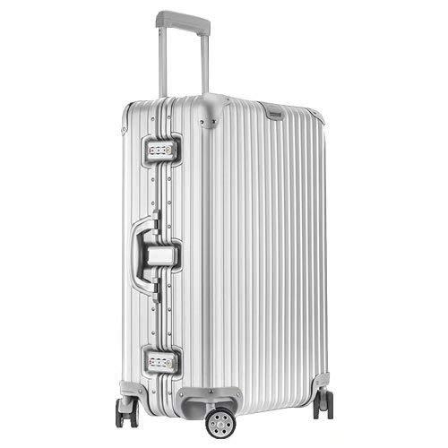 スーツケース (RXO) アルミ合金ボディ マット加工 耐食...