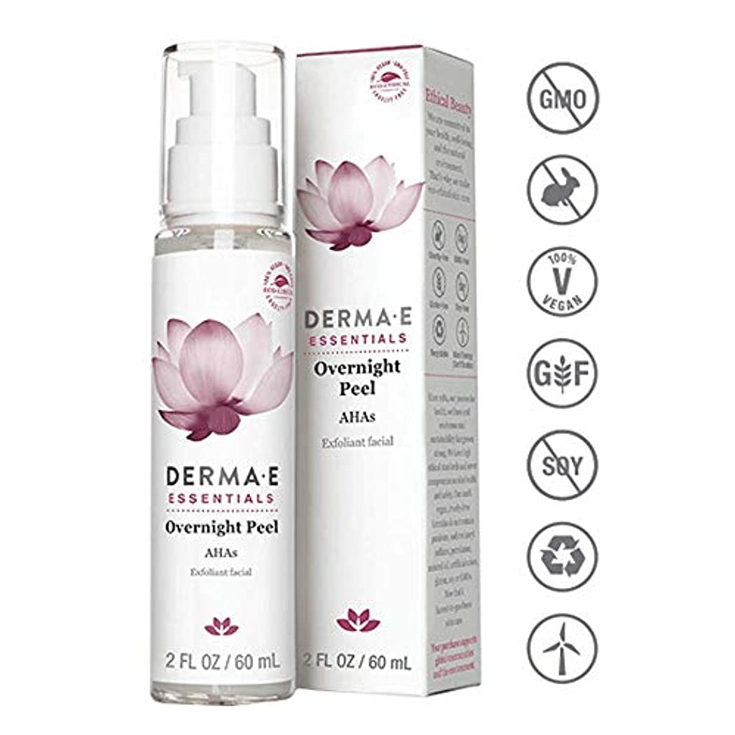 広告無しバーゲンDerma E Evenly Radiant Brightening Night Cream 56g/2oz並行輸入品