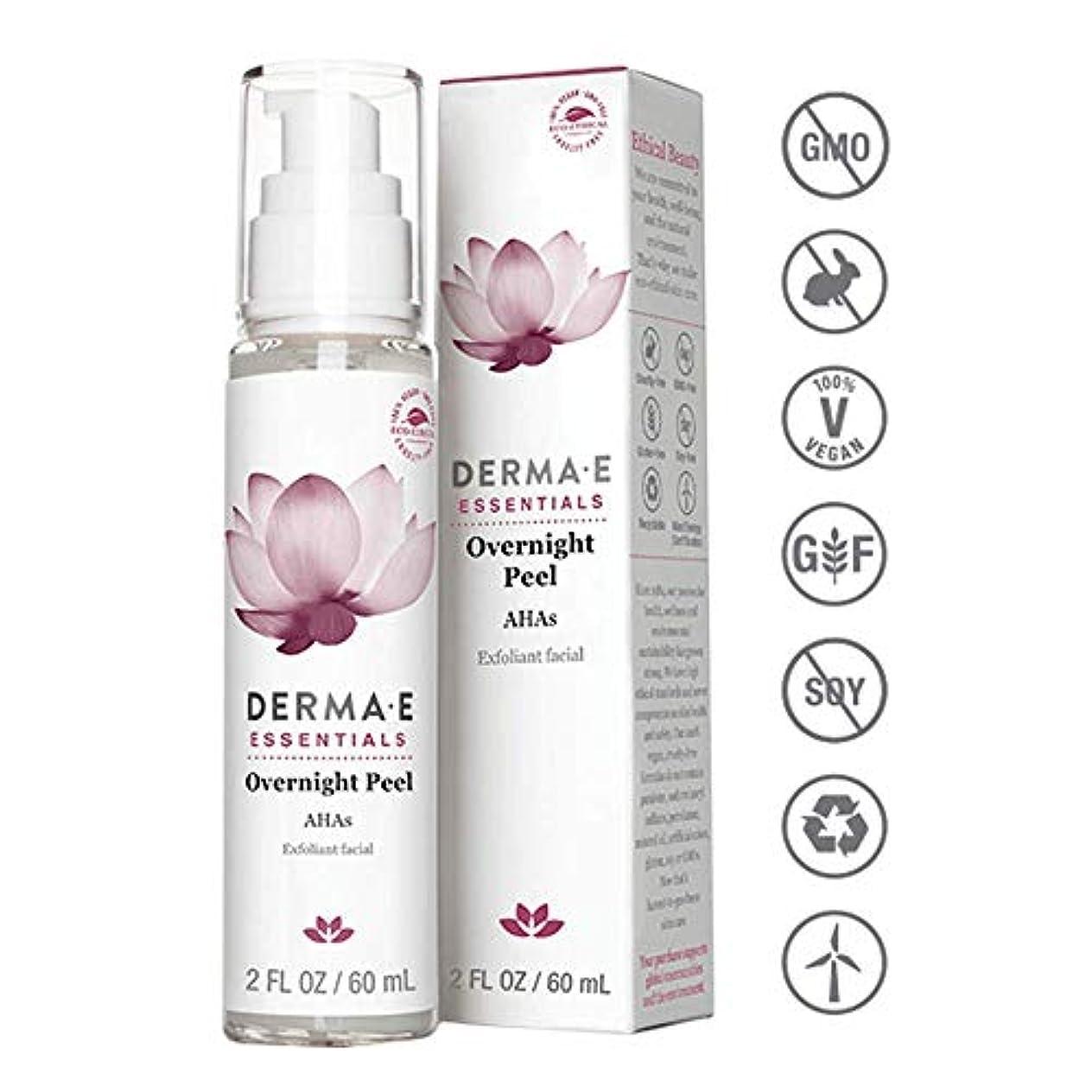 も延期する収束Derma E Evenly Radiant Brightening Night Cream 56g/2oz並行輸入品