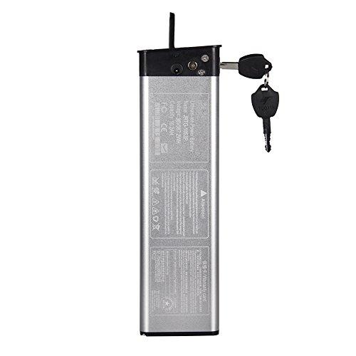 RICH BIT バッテリー 36V*10.2Ahリチウム電池 電動自転車専用 618専用