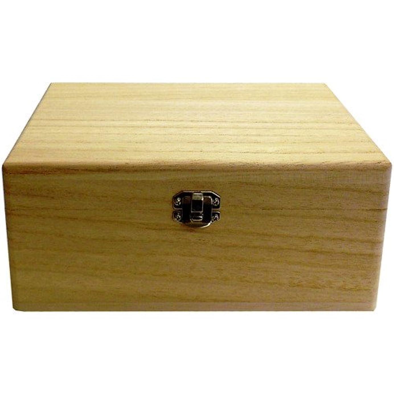 ラオス人金属リンクアロマアンドライフ エッセンシャルオイルボックス 20本収納