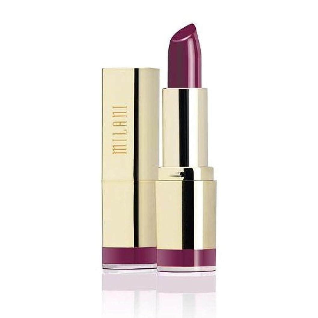少年コマンド機関車MILANI Color Statement Lipstick - Black Cherry (並行輸入品)