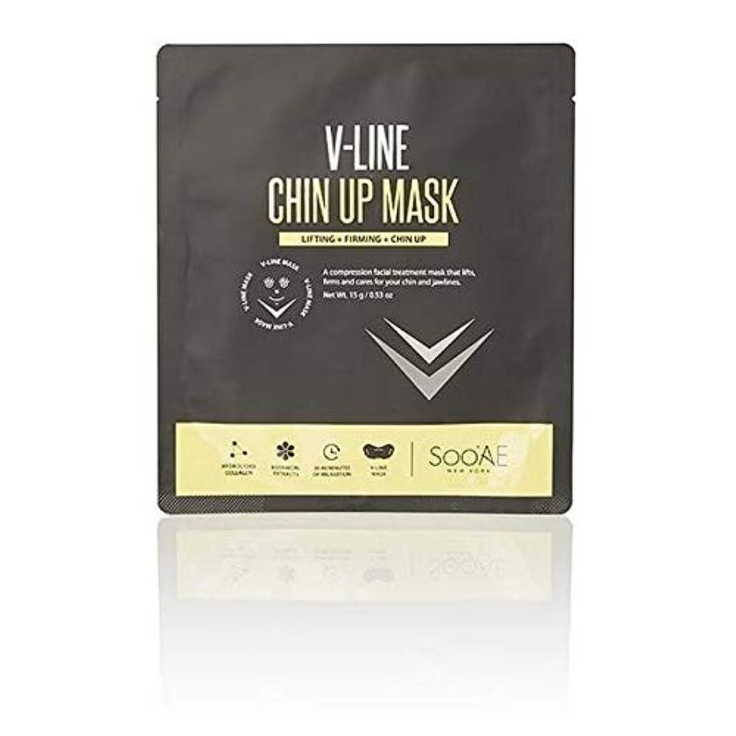 スケルトン準備するメンテナンス[SooAe] Soo'Ae Vラインチップアップマスク - Soo'Ae V-Line Chip Up Mask [並行輸入品]