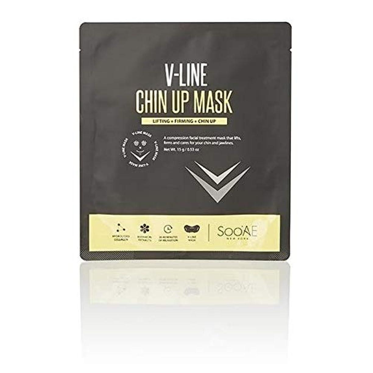 チラチラするスパーク病な[SooAe] Soo'Ae Vラインチップアップマスク - Soo'Ae V-Line Chip Up Mask [並行輸入品]