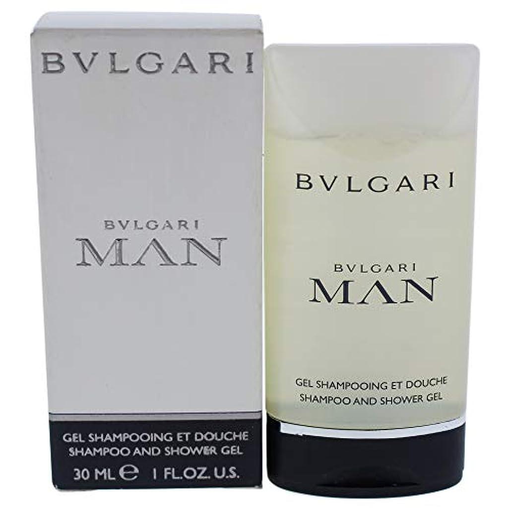 拮抗研磨退却Bvlgari Man
