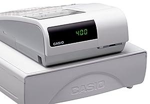 カシオ レジスター 10部門 ドロア分離型 TE-400-WE ホワイト