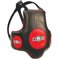 Ringsideジェル衝撃スーパーボクシングムエタイMMAトレーニング胸Shieldリブガードボディプロテクター