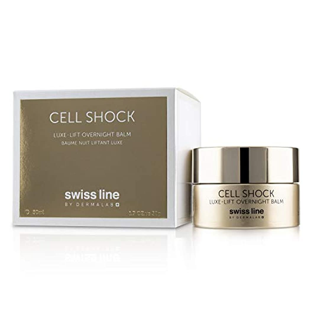 応用規範チートスイスライン Cell Shock Luxe-Lift Overnight Balm 50ml/1.7oz並行輸入品