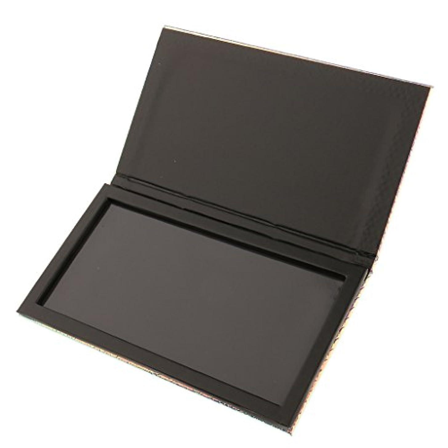 腐敗悪行文明Kesoto 磁気パレットボックス 空の磁気パレット 化粧品ケース メイクアップ コスメ 収納 ボックス 旅行 出張 化粧品DIY 全2サイズ選べ - 18x10cm