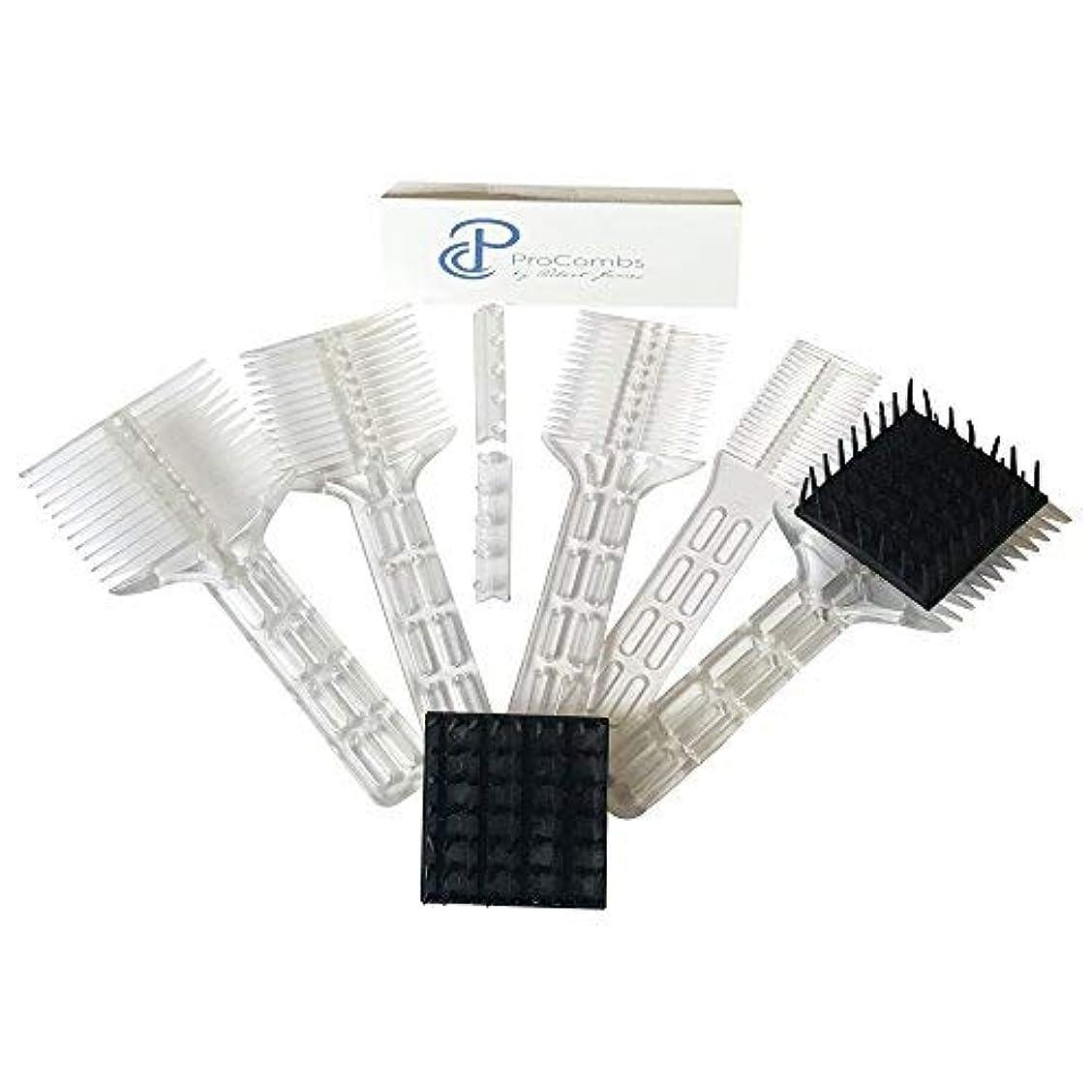 やけどアドバンテージコンチネンタルScissor/Clipper Over Comb Tool For The Perfect Haircut [並行輸入品]