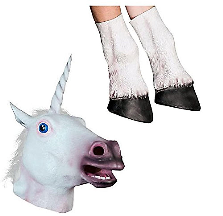 [ミヤヤ]Miyaya Horse Mask, Unicorn Mask Collection 3245656 [並行輸入品]