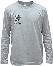 FLASH UNION(フラッシュユニオン) フラッシュユニオンロングTシャツ FUT-01 グレー L.