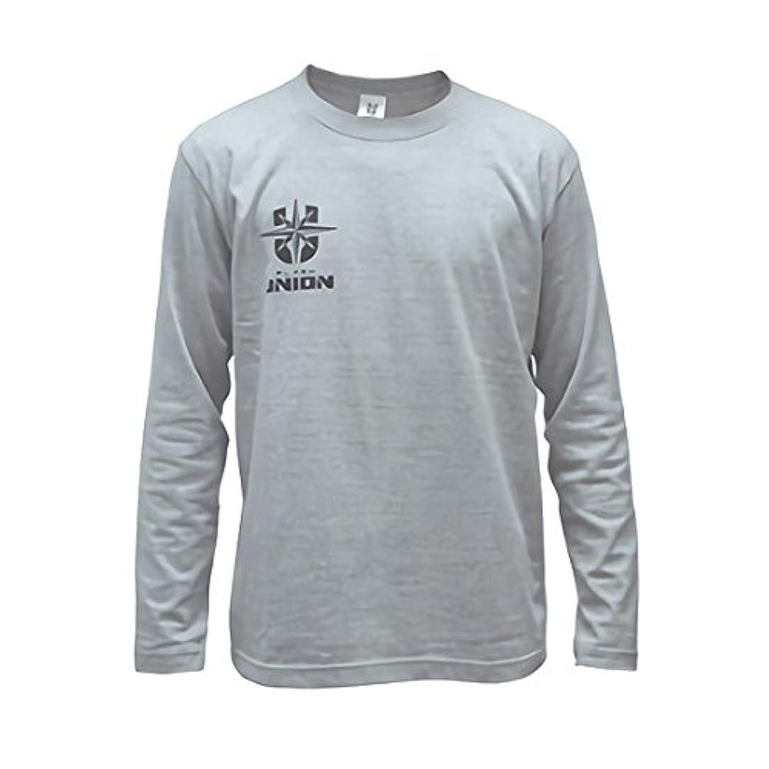 広大な調整可能おかしいFLASH UNION(フラッシュユニオン) フラッシュユニオンロングTシャツ FUT-01 グレー M.