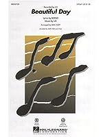 U2: Beautiful Day (2-Part). Partitions pour Choeur En 2-Parties, Accompagnement Piano, Chorale