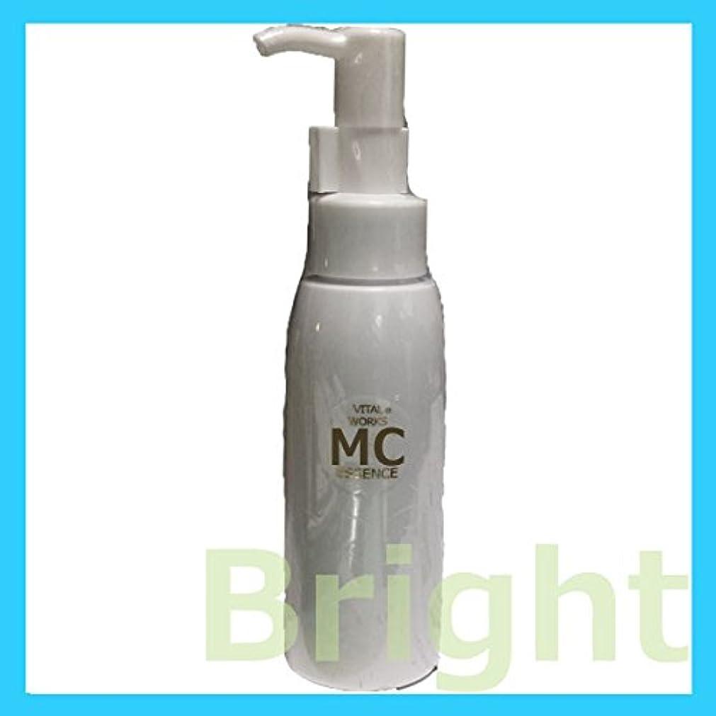 コストエーカー臭いバイタルワークス MCエッセンス 業務用 100ml (ハリ?弾力) 高機能美容液