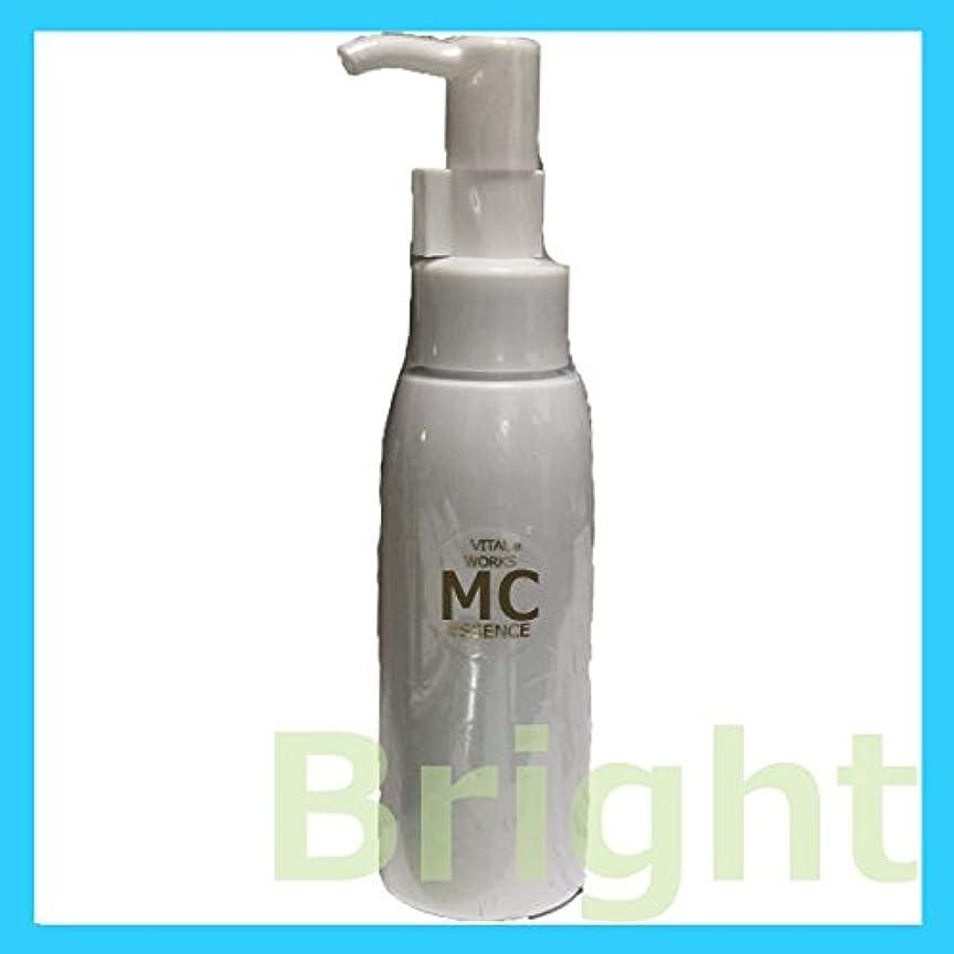 支援オーラル賃金バイタルワークス MCエッセンス 業務用 100ml (ハリ?弾力) 高機能美容液