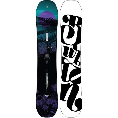 (バートン) Burton レディース スキー・スノーボード ボード・板 Feelgood Flying V Snowboard [並行輸入品]