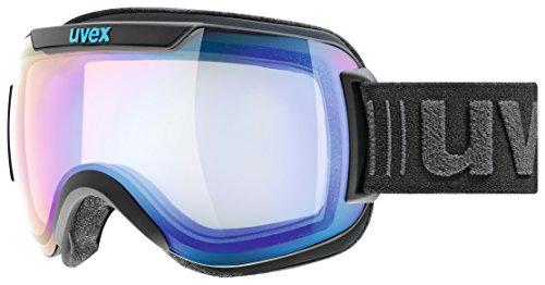 Uvexスポーツ2016?downhill 2000?VM Variomatic冬雪ゴーグル???550108 ブラック