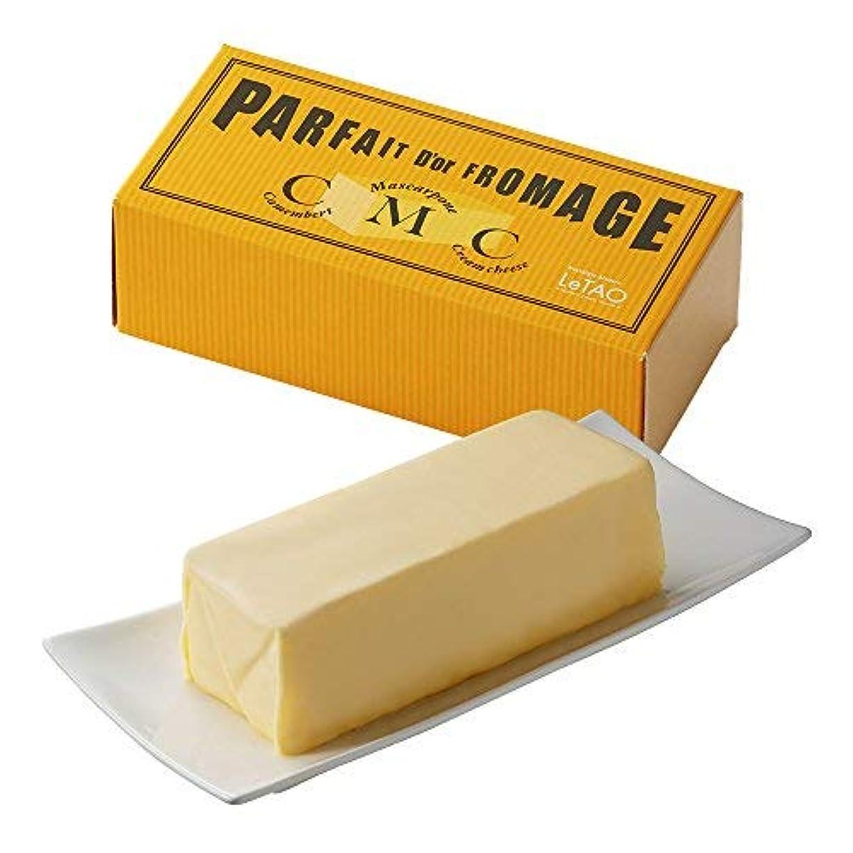 到着手入れ付き添い人ルタオ (LeTAO) チーズケーキ パフェ ドゥ フロマージュ パウンド型 お中元 贈答品 チーズケーキ 贈り物 夏 ギフト 人気 スイーツ ケーキ お菓子 お取り寄せ 北海道