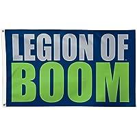 シアトル?シーホークスLegion of Boom 3 x 5 '足フラグNFL