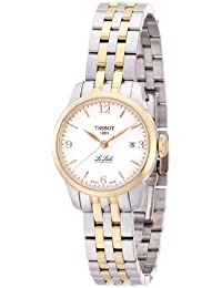 [ティソ] TISSOT 腕時計 ル・ロックル オートマティック シルバー文字盤 ブレスレット T41218334 レディース 【正規輸入品】