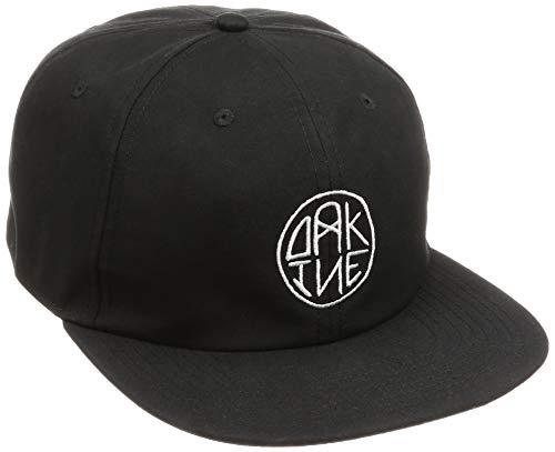 [ダカイン] [ユニセックス] スナップバック キャップ (サイズ調整可能) [ AI232-916 / Metal Ballcap ] 帽子