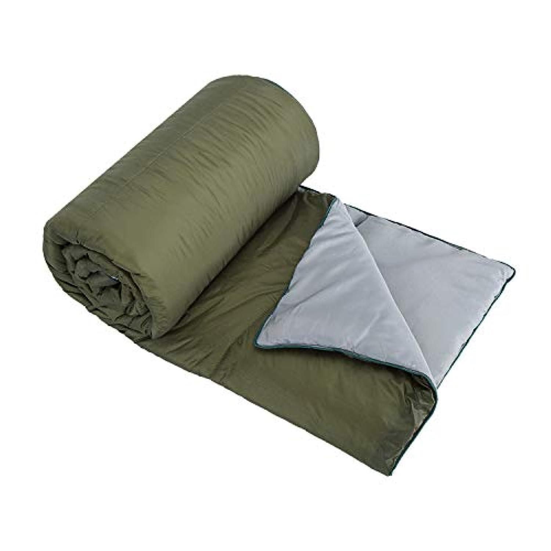 OneTigris ハンモック式寝袋 ハンモックに取り付け アンダーキルト 防寒用 キャンプ (布団)