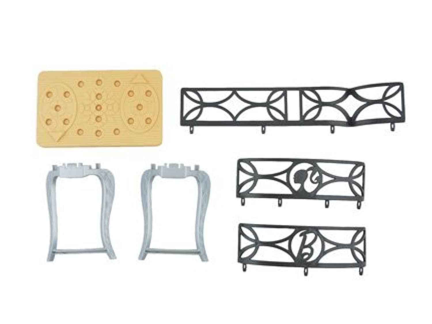 Barbie 3 Story Dream Townhouse - Replacement Table and Railings