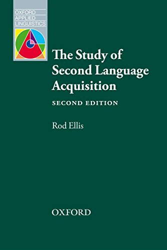 The Study of Second Language Acquisition (Oxford Applied Linguistics)の詳細を見る