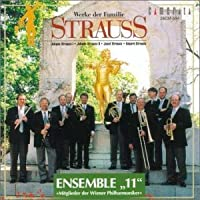 Music By the Strauss Family by ENSEMBLE 11 (2001-07-31)