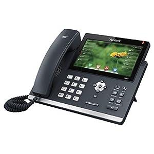 【日本国内正規代理店製品】 Yealink Gigabit IP電話 日本語対応 SIP-T48G
