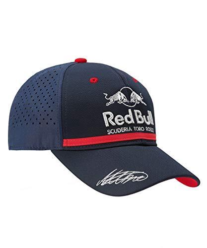 [ Toro Rosso ] トロロッソ ホンダ F1 Racing Team 2019 オフィシャル ドライバーズ CAP (アレクサンダー・...
