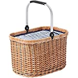 Kitchen Warehouse Oak Carry Basket Driftwood
