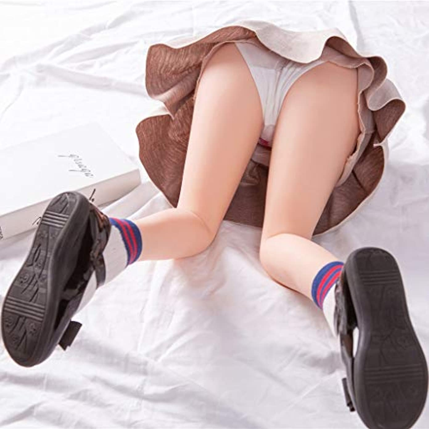 秘書要旨ビュッフェ男性は男性ハンズフリースリーブストローツール用シリコーンリアルタイムスキンポケットP`üššýトルソーを再生するためのフルボディLOVEDõlés、Aadültセックスプレイ (Size : 50cm)