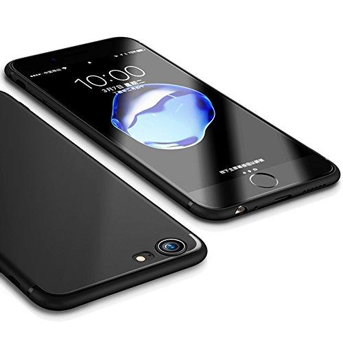 iPhone6s ケース/iPhone6ケース【Imanom】アイフォン6sケース 黒 スリム・薄型...