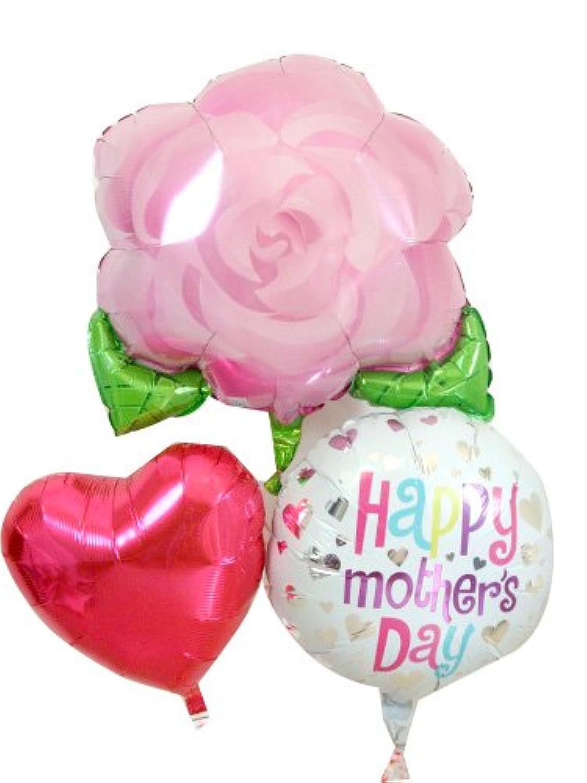お花の風船の贈り物