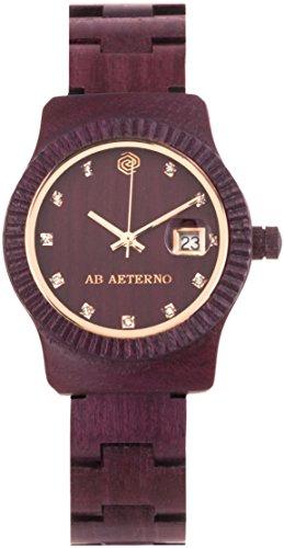 [アバテルノ]AB AETERNO 腕時計 SKY COLLECTION ウッド TRAMONTO 9825029 レディース 【正規輸入品】