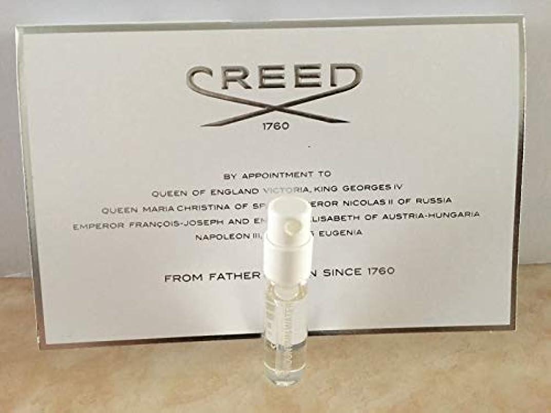 虫水アルカイックCreed Silver Mountain Water (クリード シルバー マウンテン オウーター) 0.08 oz (2.5ml) サンプル Vial for Men