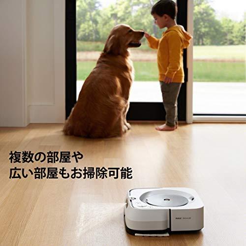 iRobot(アイロボット)『床拭きロボットブラーバジェットm6』
