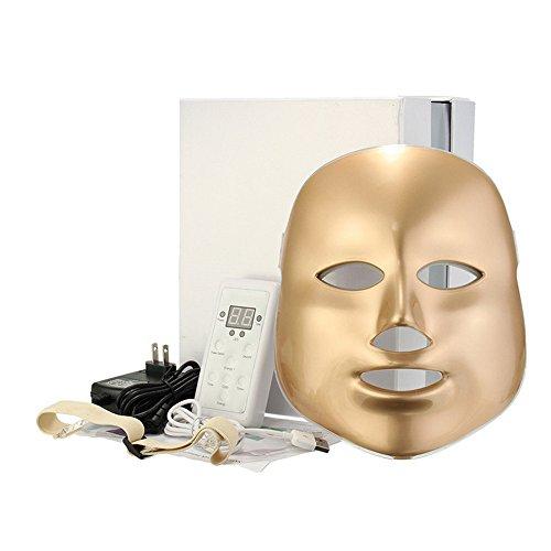 光エステ LED 美顏 マスク 3色 光IPL フォトマス 家庭用 LED 美顔器 美肌コラーゲンマシン マスク