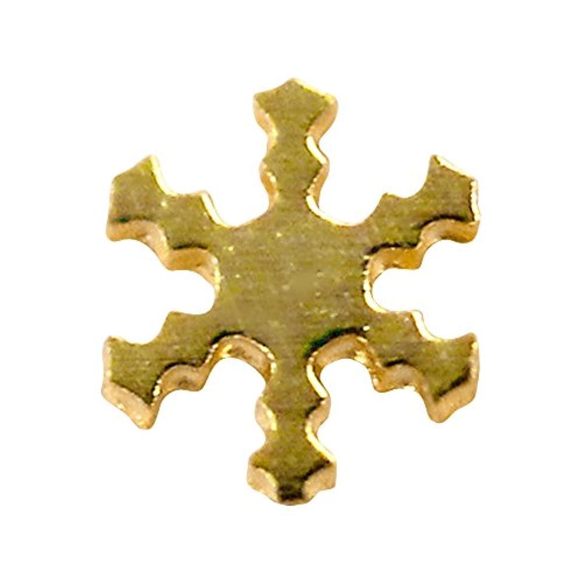 伝染性の北米別れるLittle Pretty LP6501 スノーフレーク4S ゴールド