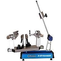 Gamma X-6FC Tennis Stringing Machine, Blue/Silver [並行輸入品]