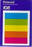Polaroid 108 Instant Pack Film