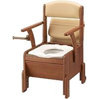 アロン化成 安寿 家具調トイレ コンパクト 標準便座