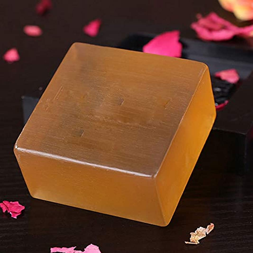 オゾン光の生む手作りの美白石鹸バー剥離グルタチオンアルブチン蜂蜜コウジ酸石鹸100グラムスキンケア用バスシャワー
