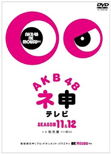 岩田華怜 AKB48 ネ申テレビ シーズン11&シーズン12 【5枚組BOX】 [DVD]